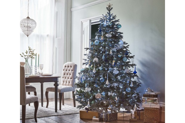 A Russian inspired Christmas tree