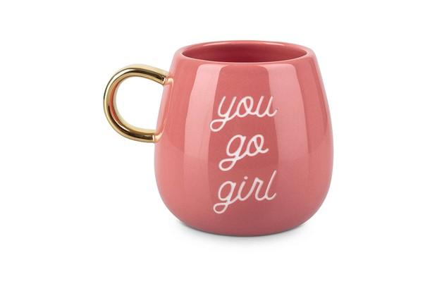 You go girl mug, Oliver Bonas