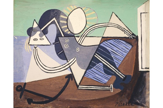 A Picasso painting