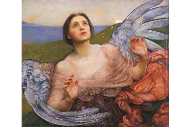 Annie Swynnerton's Painting light and hope