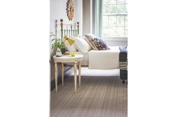 'Barefoot Marble Morwad' wool carpet, £73.45 per sq m, Alternative Flooring
