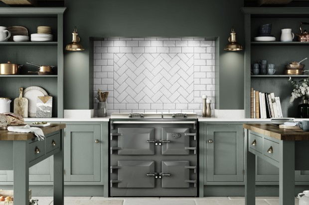 10 ways to mix old and new in the kitchen - Homes and Antiques