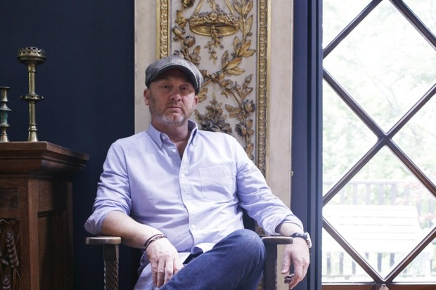 Take a look inside Salvage Hunters Drew Pritchard's home