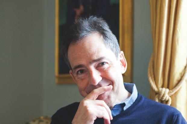 Antiques expert John Benjamin