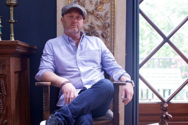 Antiques and restoration expert Drew Pritchard