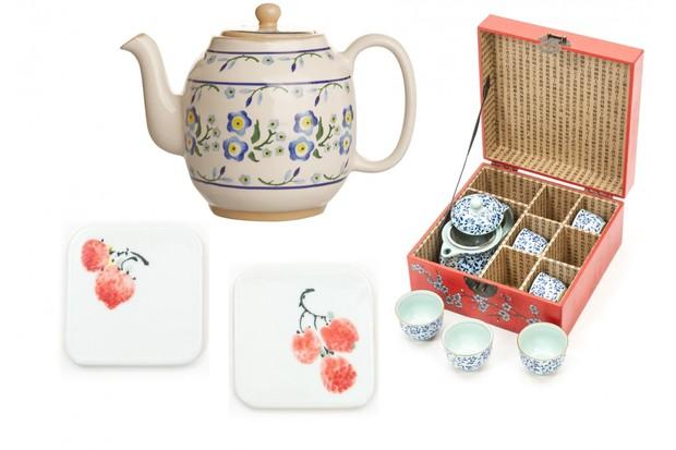 A tea pot set