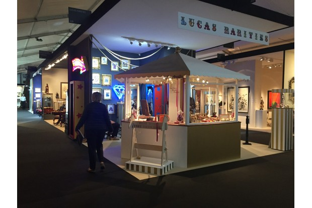 An image of the stand called Lucas Rarities