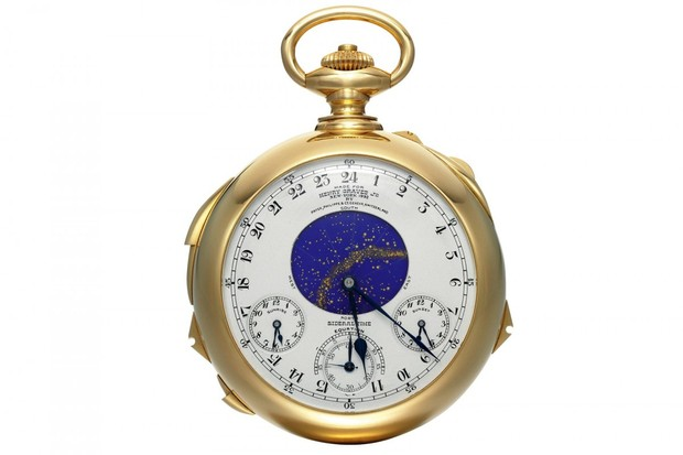 The Patek Philippe Henry Graves Jr Supercomplication