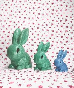 3 SylvaC bunnies
