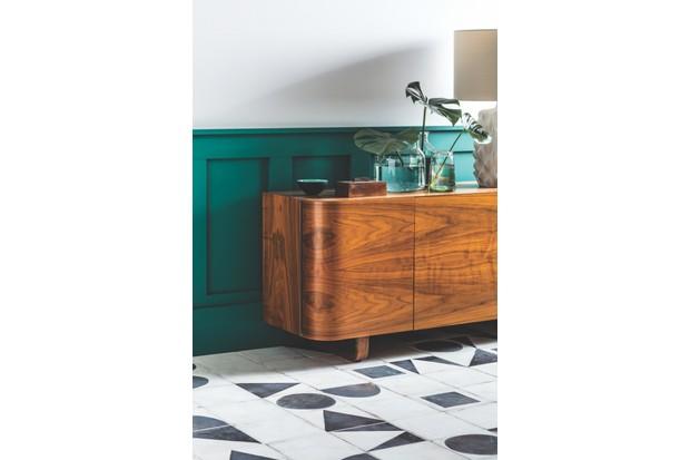 'Base' tiles, £38.37 per sq m; 'Decor' tiles, £45.36 per sq m, Mandarin Stone
