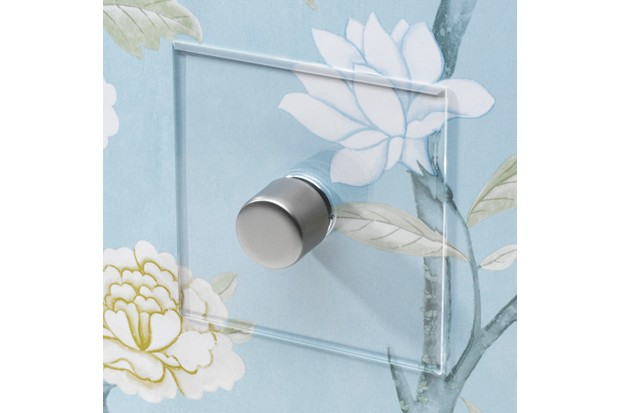 Invisible lightswitch, from £46.70, Forbes & Lomax
