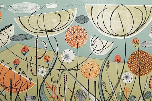 Angie Lewin print