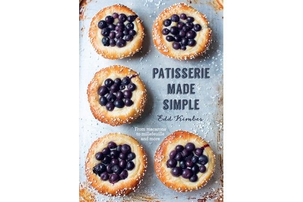 Front cover of Patisserie Made Simple By Edd Kimber