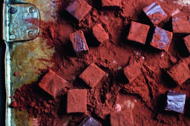Edd Kimber's pavé au chocolat