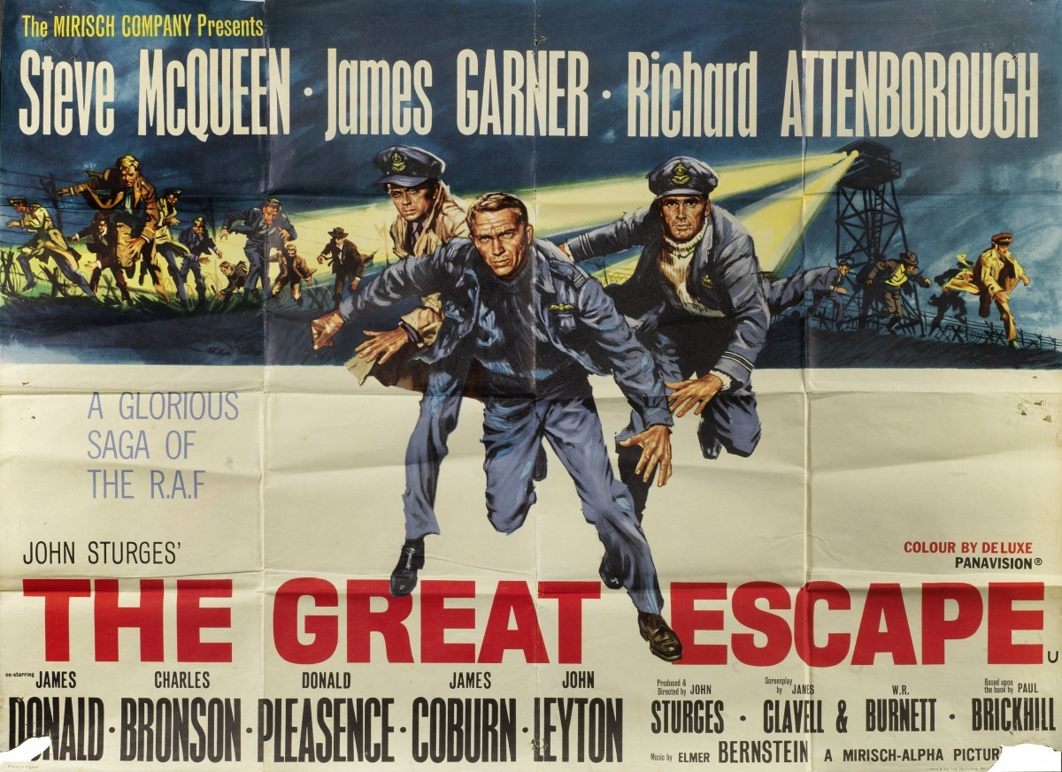 The Great Escape movie poster