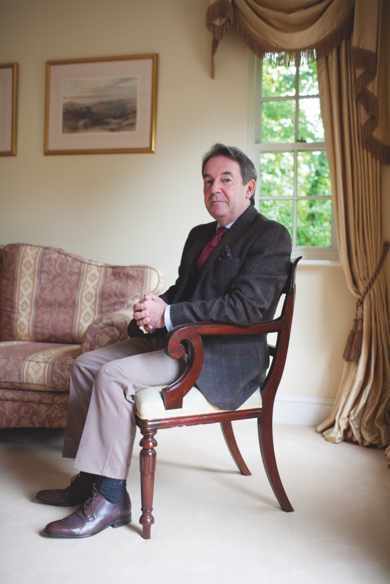 Antiques expert Eric Knowles