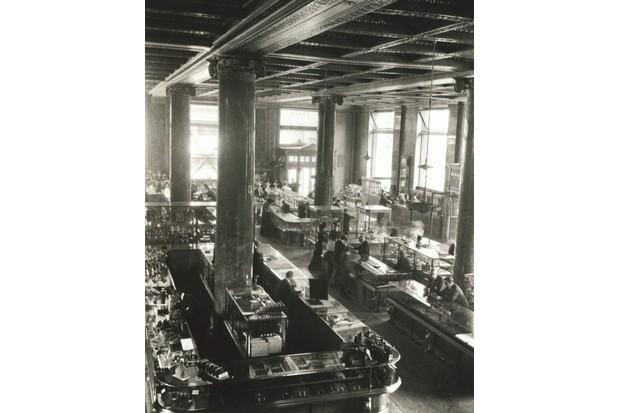 Tiffany & Co's factory