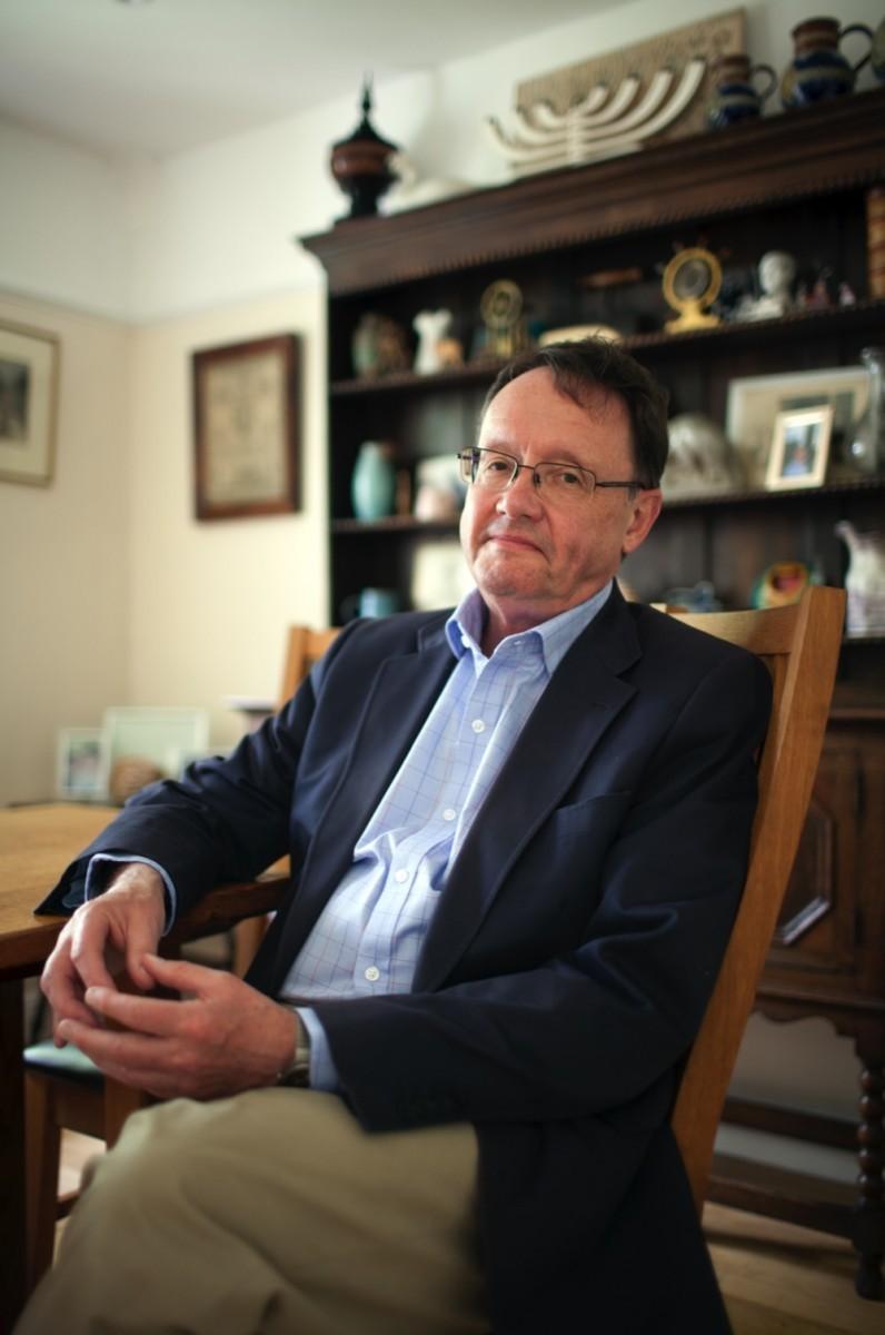 Jon Baddeley, Managing Director of Bonhams auctioneers in Knightsbridge