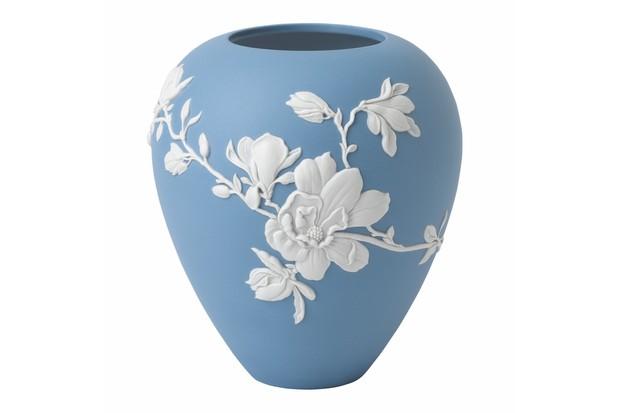 1. Jasper Magnolia Vase 18cm-7.1in BXD_701587315227-co KL