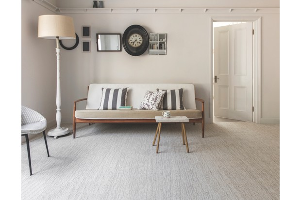 Barefoot Wool Ashtanga Silk Hero carpet, 70 per cent undyed wool, 30 per cent rayon silk, £94.10 per sq m, Alternative Flooring.