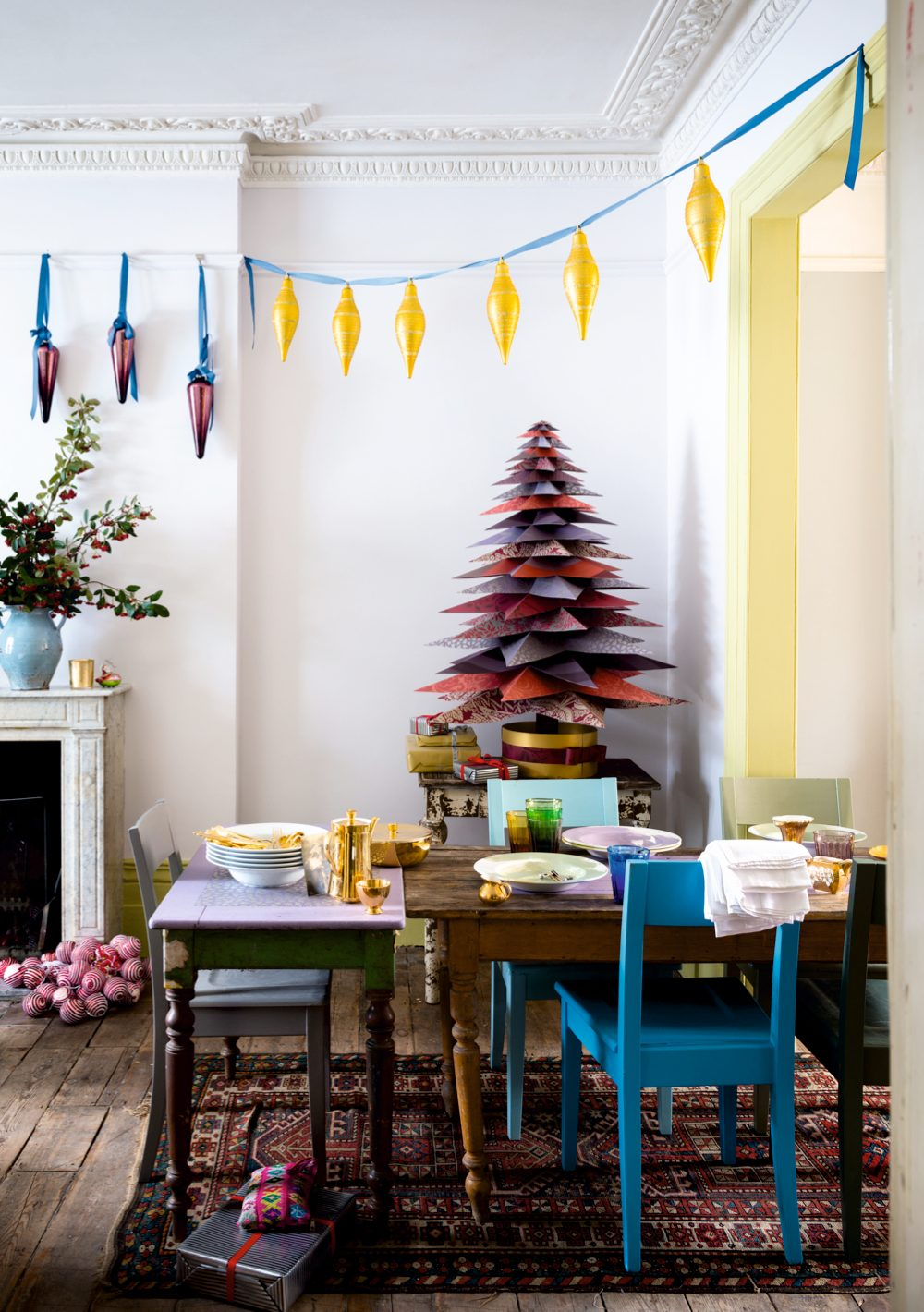 5 exciting ways to reinvent your Christmas decorating style
