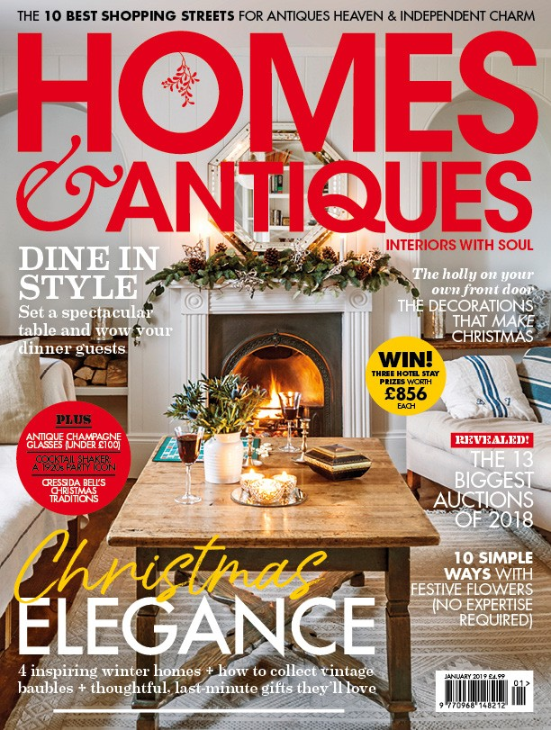 Homes & Antiques issue 315 cover