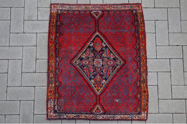 Pamono Antique Middle Eastern Rug
