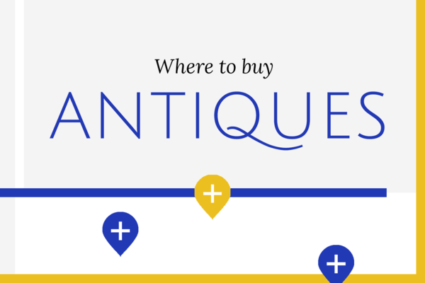 Where to buy antiques feature