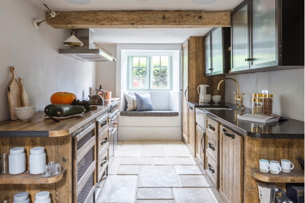 Traditional country style Kitchen designed by Gunter & Co Interiors, £POA.