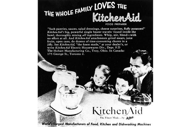 Archive Advert post 1936, Model K5A