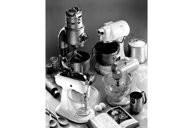 KitchenAid Archive Stand Mixers: Model H5, Model G, Model K