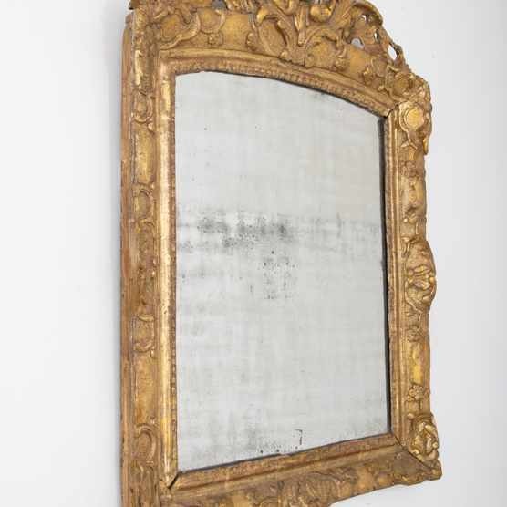 Crested Gilt French Mirror, £495, Vintage France Design