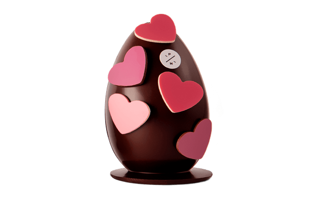 Big Lovely Heart Easter Egg