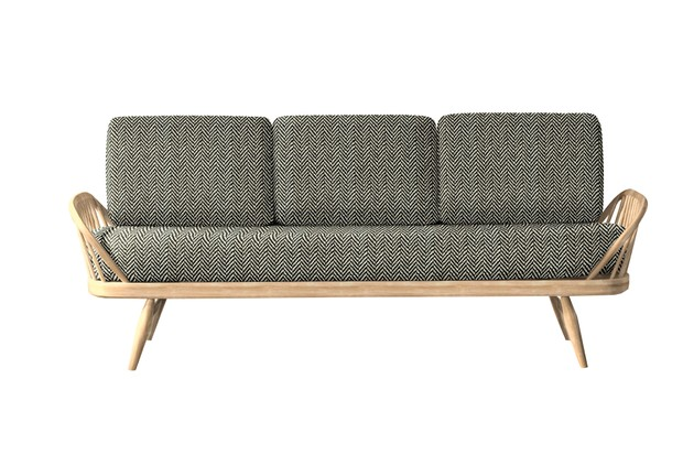 Antiques of the future: what to invest in - Ercol Couch