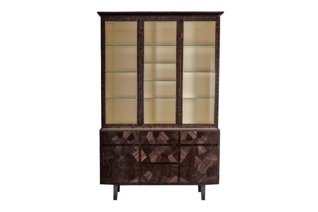 Antiques of the Future: the furniture to invest in now - Simon Orrell Designs_Straw Cabinet
