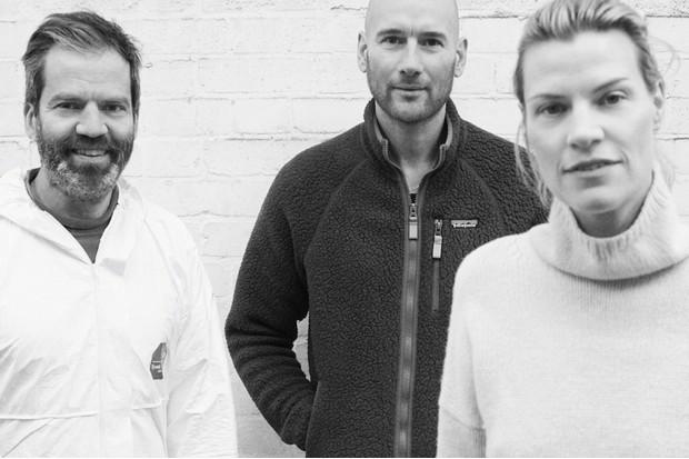 Founders of Marble Partners, Klaus Weiskopf, Stefan Zschernitz and Mia Castenskjold;