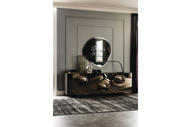 Paramount sideboard with bronze mirrored glass, £4,285, Chaplins.