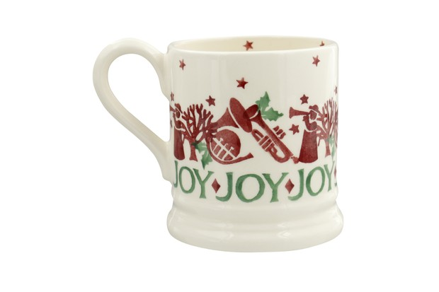 Emma Bridgewater Joy mug
