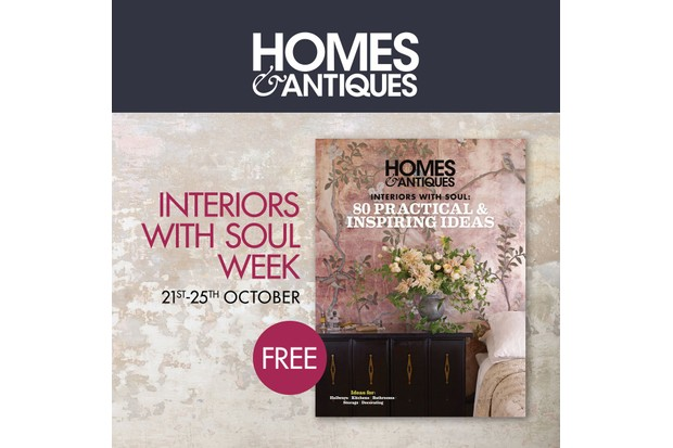 Interiors with Soul Week