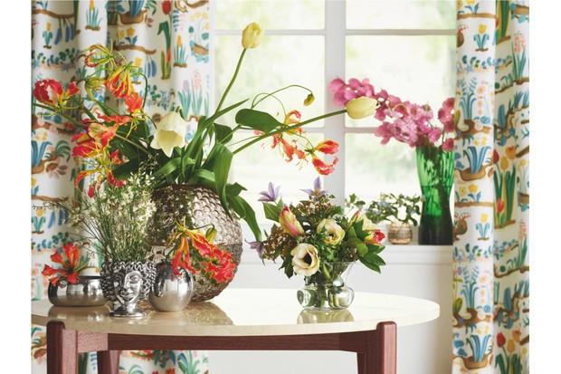 Svenskt Tenn pewter vase