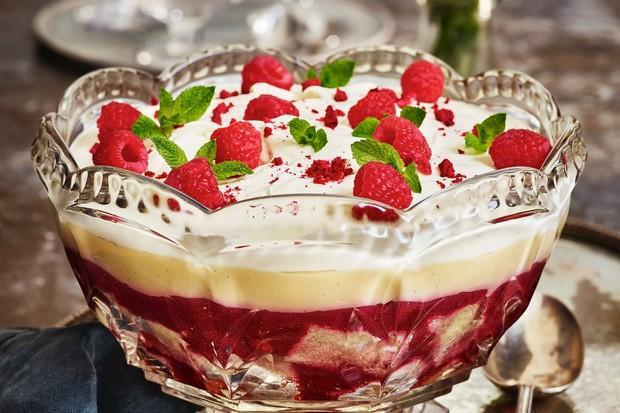 How to make a trifle like The Georgians