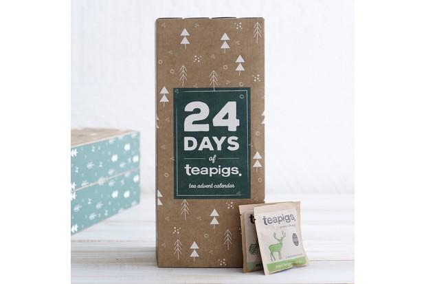 24 days of Teapigs advent calendar