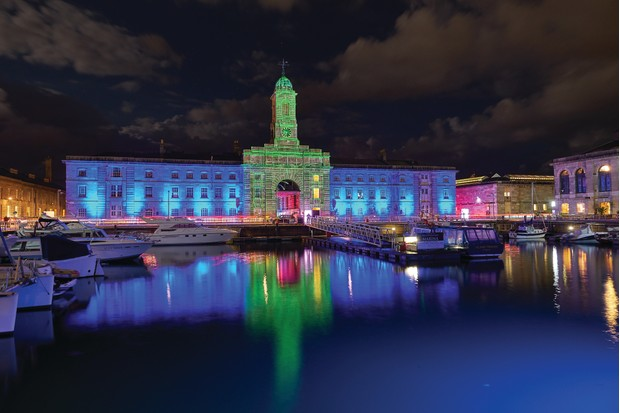 Illuminate Plymouth, a light-based festival to celebrate Mayflower 400