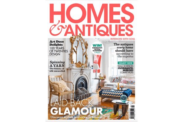 Homes & Antiques February 2020 issue