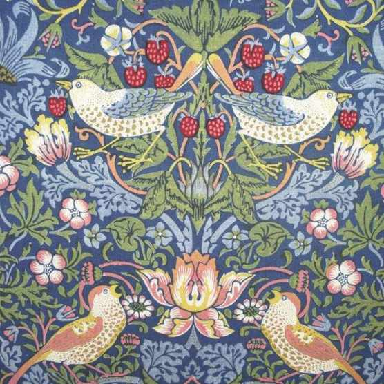 Strawberry Thief-credit William Morris Society