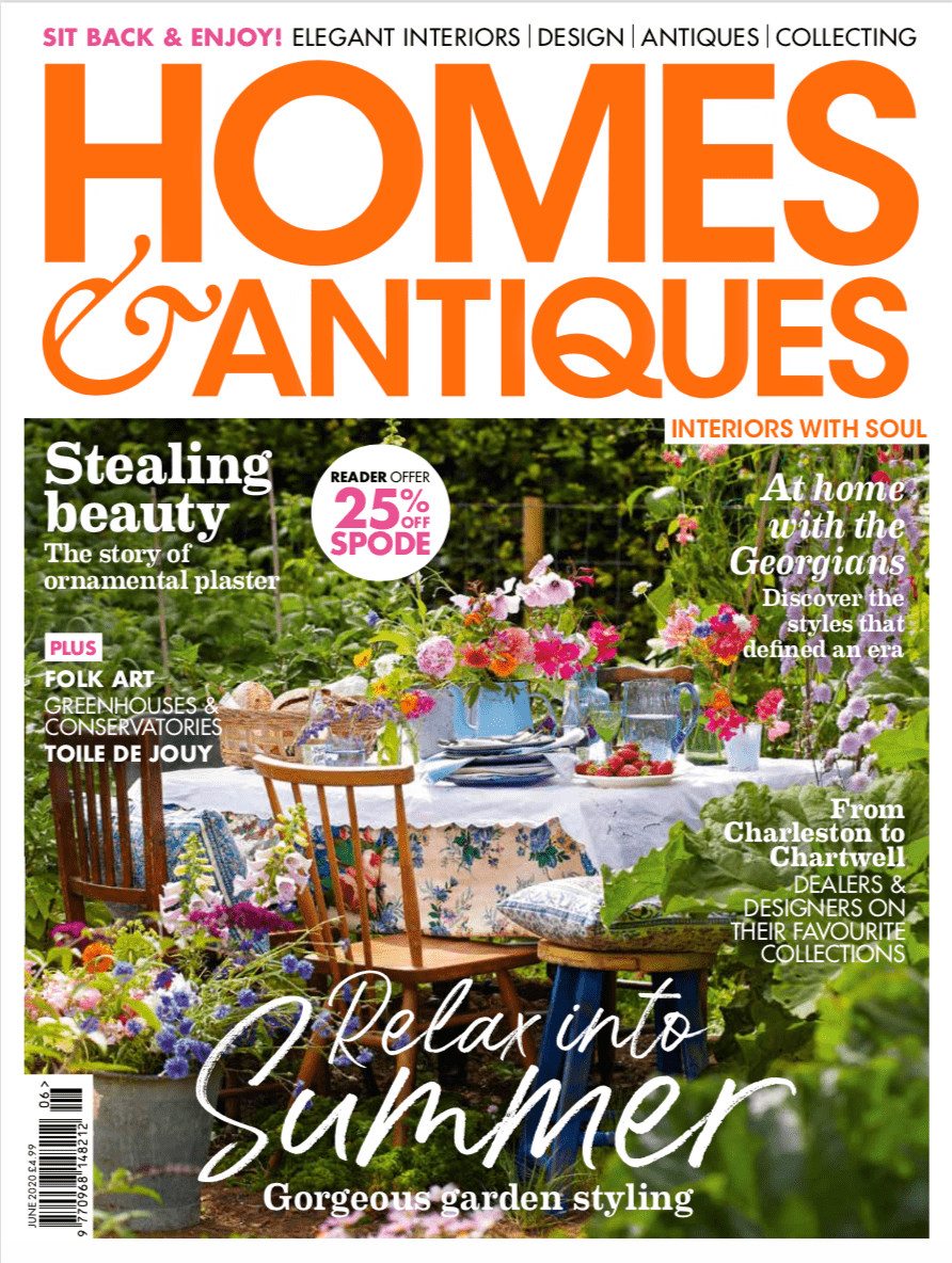 Homes & Antiques June 2020 issue