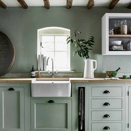 Henley kitchen, from £8,000, Neptune