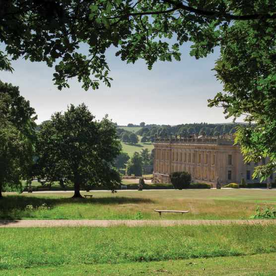 Chatsworth estate and gardens