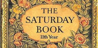 The Saturday Book 11th year 2