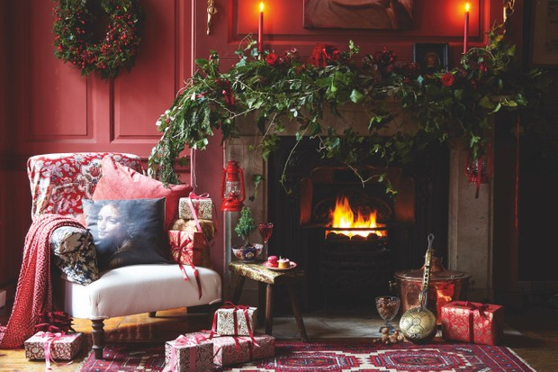 How To Create A Victorian Style Christmas Homes And Antiques